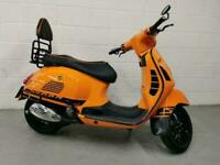 2013 Piaggio Vespa GTS GTS 300 Supersport