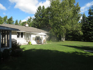 Bobcaygeon Bungalow c/w 2 Car Garage and Large Shop For Sale Kawartha Lakes Peterborough Area image 2