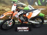 KTM 250 SX 2 Stroke Motocross Bike Just had a Piston fitted