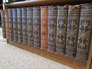 Historians History of the World - 25 vol set Published 1909