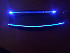 PS3 SLIM Brand New Light Up Stand (no batteries required) PS3 SL