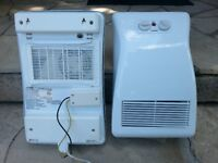 Pair of Noma Convection Heaters