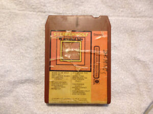 Steppenwolf: 16 Greatest Hits - 8 Track Tape Cartridge