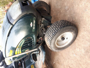 Looking for mower deck for 25hp/50 yardpro