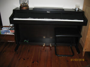 PIANO - ROLAND KR-177 INTELLIGENT DIGITAL