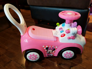 Minnie Mouse Activity Ride On