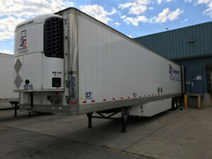 2012 Hyundai 53 Foot Thermo king Reefer *** 9000 ENGINE HOURS***