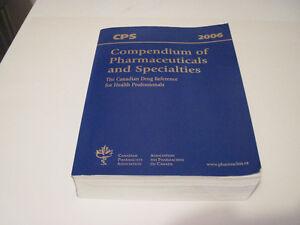 Medical Book - The Compendium of Pharmaceuticals and Specialties