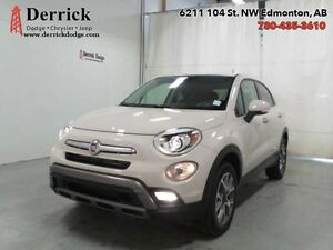 2016 Fiat 500X   Hatchback AWD Trekking A/C Pwr Group $146.04 B/