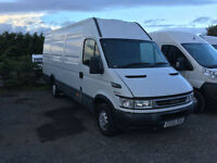 Iveco Daily S Class 2.3TD 35S14 35S14 LWB 2006 56 77000 miles NO VAT