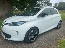 image for 2019 Renault Zoe 80kW i Dynamique Nav R110 40kWh 5dr Auto HATCHBACK Electric Aut