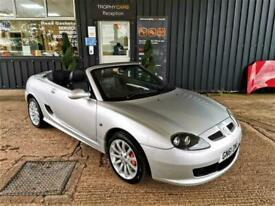 MGF MGTF LE, FSH, STUNNING CONDITION,NEW BELT & PUMP,WARRANTY, RAC COVER