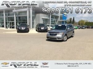 2013 Chrysler Town  Country Touring  - Bluetooth -  heated mirro