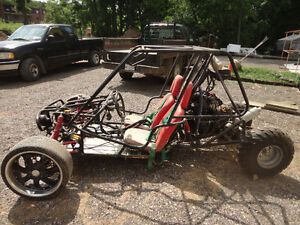 2 Person Sand Buggy