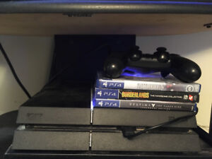 PlayStation 4 negotiable price
