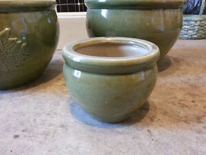 1 Brand new flower /plants ceramic pot