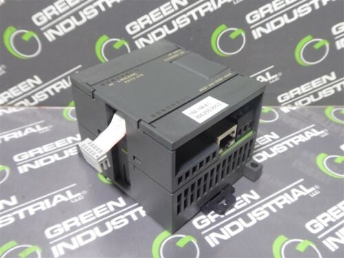 USED Siemens 6GK7 243-1EX01-0XE0 SIMATIC Ethernet CP 243-1 Module