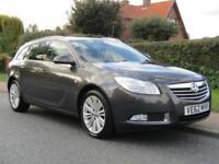 2012 Vauxhall Insignia 2.0 CDTi 160 BHP ecoFLEX TECH LINE 5DR TURBO DIESEL ES...
