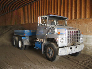 Camion Ford 9000, 10 Roues