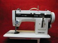 Machine à coudre Walking foot Sewing machine pour cuir ...