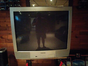 "Toshiba 36"" older model"
