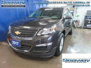 2017 Chevrolet Traverse LS AWD  - $215.35 B/W