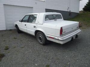1988 chrysler new yorker landou REDUCED