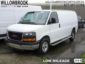 2015 GMC Savana Cargo Van 2500 BASE  - Low Mileage