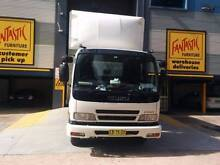 2007 ISUZU FRR500 SITEC 190 TURBO PANTECH TRUCK FOR SALE - LOW KM South Wentworthville Parramatta Area Preview