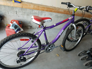 Girl's Bike for 12Y