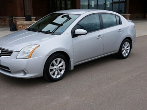 2011 Nissan Sentra **ONLY 73 K**SUPER CLEAN**WARRANTY!**WOW**
