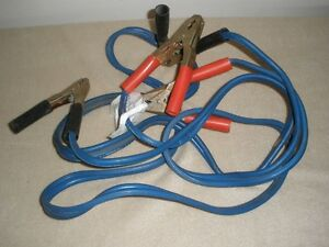 12 foot heavy duty jumper cables