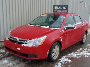 2008 Ford Focus THIS WHOLESALE CAR WILL BE SOLD AS TRADED - I...