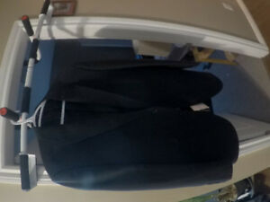 never worn mens 'STATEMENT' suit jacket and pants