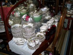 DISHES DISHES DISHES  we have  Royal Albert , Spode etc etc