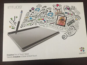 Tablette Graphique Wacom INTUOS Medium CTH680