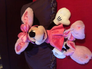 Easter bunny Minnie Mouse
