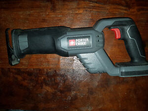 Porter Cable 18v Recipricating Saw PC1800RS New
