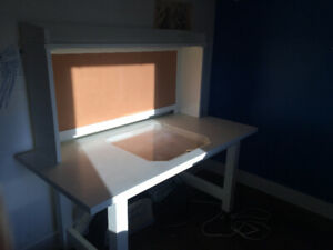 Pottery Barn Desk Reduced Price