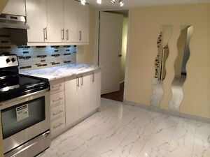 Nice renovated 2 BR Basement Apartment South Pickering GO
