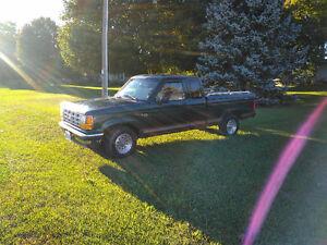 1991 Ford Ranger XLT Pickup Truck