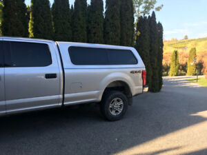 Canopy for 2017+ f-350