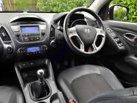 2015 Hyundai IX35 1.7 SE CRDI Manual Estate