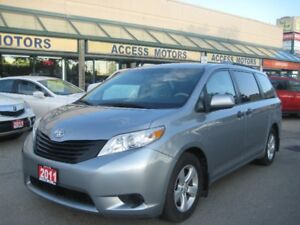 2011 Toyota Sienna, Very Clean, Loaded, No Accident, Best Price