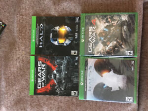 X-Box One games