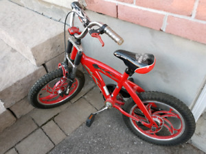 Boys bike $30 - great condition!