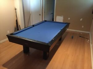 Table de billard Palason  4 x 8