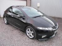 2009 Honda Civic 2.2 i CTDi Type S GT 3dr 3 door Hatchback