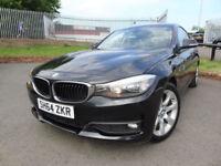 2014 BMW 318 2.0TD (143bhp) (s/s) D SE GT - One Owner - KMT Cars