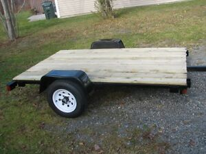 2016 utility trailer***price drop1000 ****